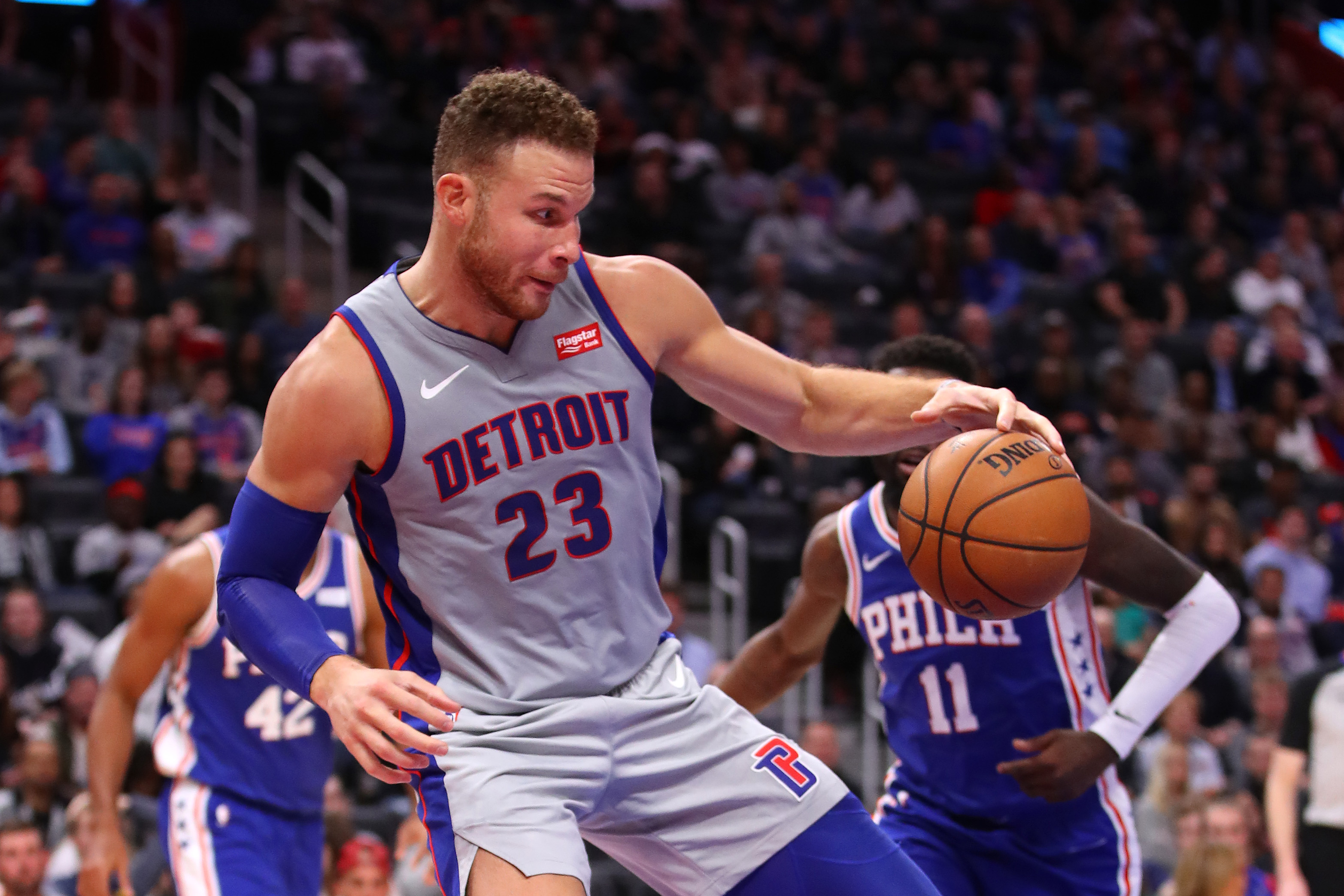Blake Griffin's Extreme Routine Includes Timers, Playlists, Visualization Techniques, and More