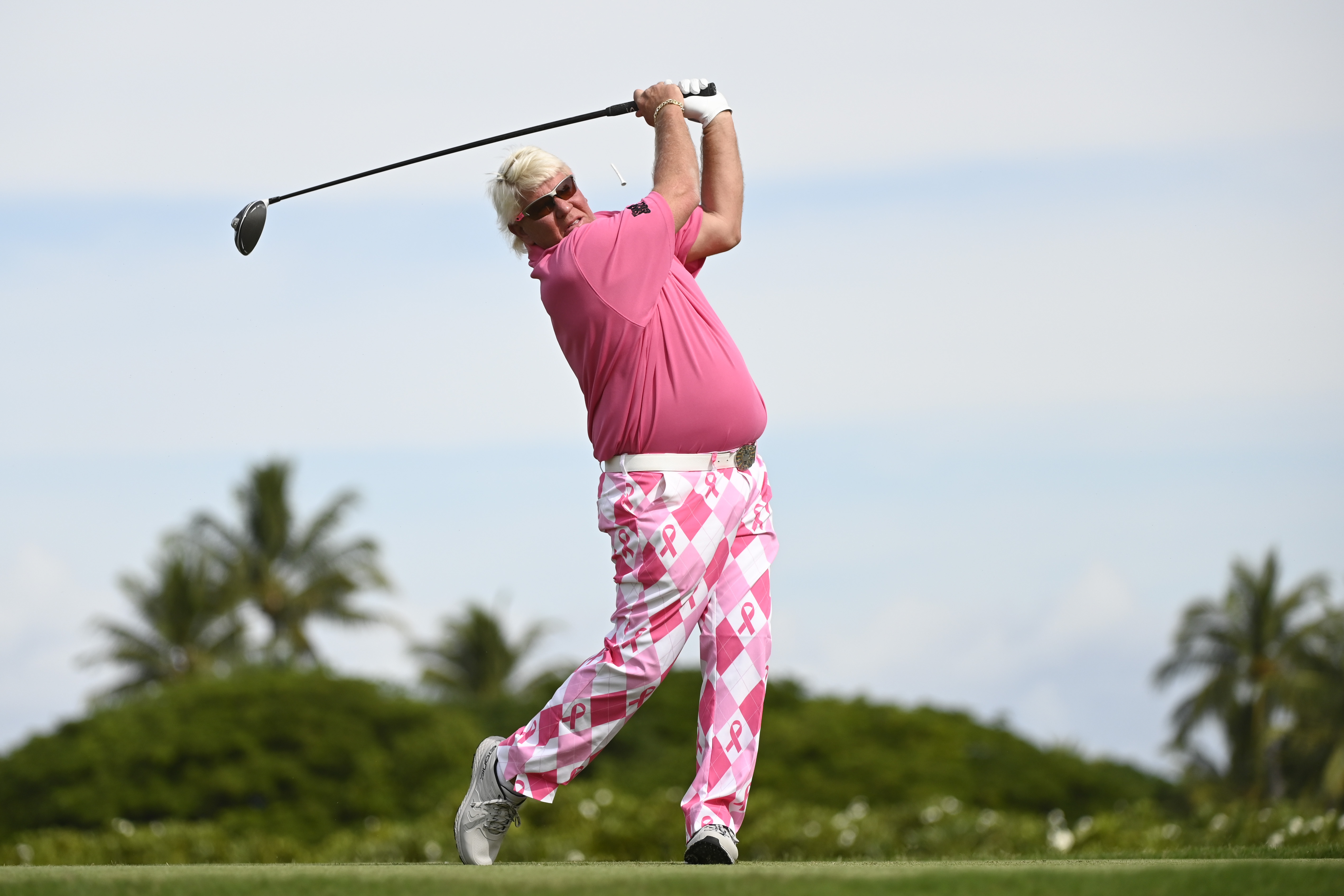 John Daly's Diet Consisted of 18K Cigarettes, 515 Gallons of Soda Per Year